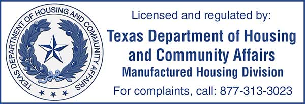 Texas Department of Housing and Community Affairs Manufactured Housing Division